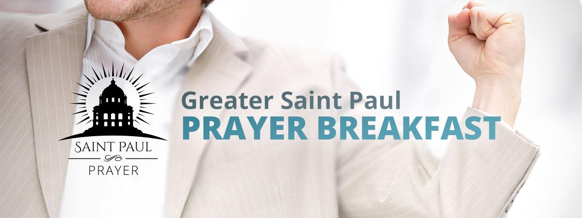 Saint Paul Prayer Breakfast