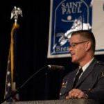 Chief Tom Smith (Police)...